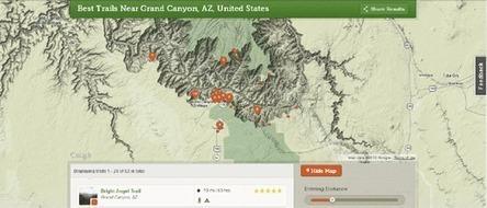 AllTrails.com maps over 45,000 trails in the U.S. | OpenSource Geo & Geoweb News | Scoop.it