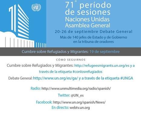 7 formas de seguir la Asamblea General ONU | Algunos temas sobre el Caribe y Relaciones Internacionales | Scoop.it