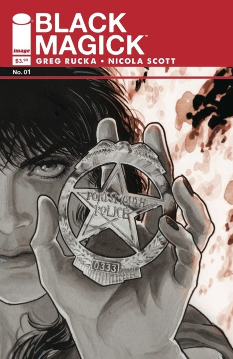 Bad Things Happen in a New Comic Where a Cop Secretly Practices Witchcraft | Comic Book Trends | Scoop.it