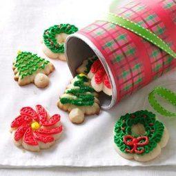 Gluten-Free Spritz Delights | Cookie Making Day Recipes | Scoop.it