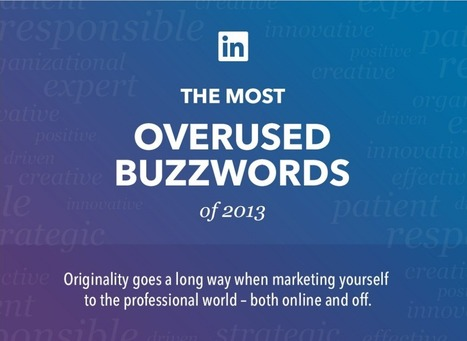 What are the Top 10 Words NOT to Use on Your LinkedIn Profile? [INFOGRAPHIC] | Prepare for Graduation & Beyond | Scoop.it