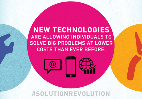 New Technologies Are Solving Old Problems in Even Older Industries: Banking, Healthcare & Education   Explore Technology   Scoop.it