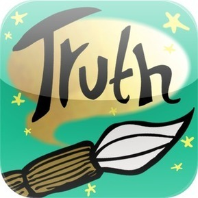 Brush of Truth | From Classroom to Home: Extend Learning with Mobile Device Apps: K-5 Reading and Writing | Scoop.it