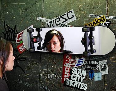 El espejo Monopatín. EL accesorio ideal para los Skater consumados. | Cocina-Hogar | Scoop.it