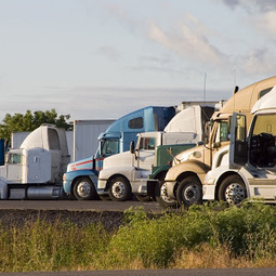 Why New Semi Trucks Are a Win for the Environment - Motherboard (blog) | Engines | Scoop.it