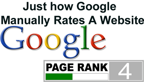 Exactly How Google Manually Rates A Website | Seo | Scoop.it