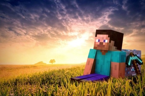 Hey, Parents. What Minecraft Is Doing to Your Kids Is Kind of Surprising. | Minecraft in Education | Scoop.it