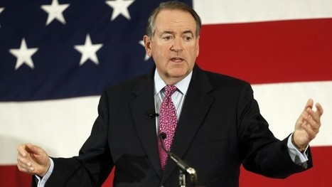 In a shift, Mike Huckabee is open to ending 'birthright citizenship'   Upsetment   Scoop.it