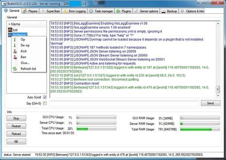 he bukkit GUI project (BukkitGUI) bukkit plugins for minecraft | Bukkit Plugin minecraft 1.7.4/1.7.2 | Guide dota 2 | Scoop.it