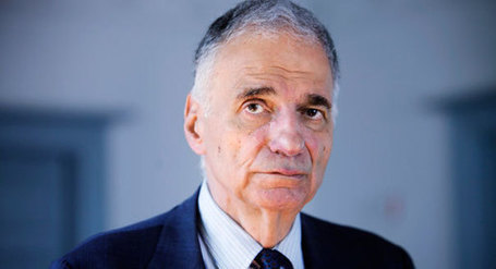 Inauguration 2013: Ralph Nader sees 'political bulls---' - Kevin Cirilli | GOP & AUSTERITY SUPPORTERS  VS THE PROGRESSION Of The REST OF US | Scoop.it