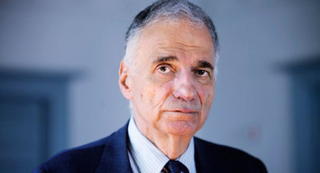 Inauguration 2013: Ralph Nader sees 'political bulls---' - Kevin Cirilli | AUSTERITY & OPPRESSION SUPPORTERS  VS THE PROGRESSION Of The REST OF US | Scoop.it