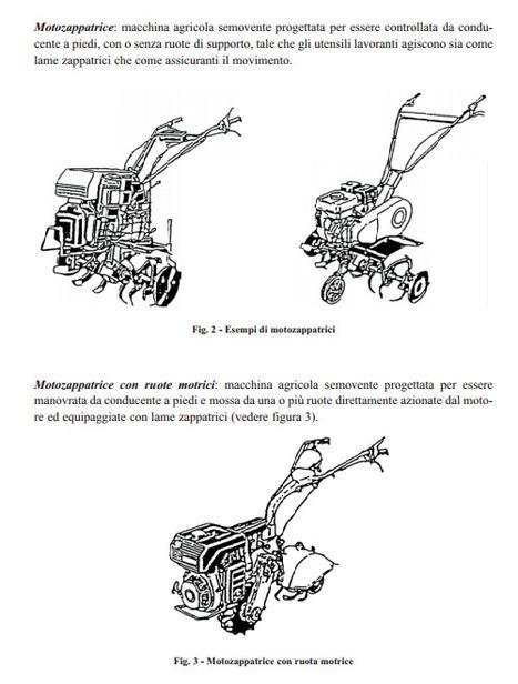 (IT) (PDF) - Adeguamento motocoltivatori e motozappatrici ai requisiti di sicurezza di cui all'allegato V al D.Lgs. 81/08 | inail.it | Glossarissimo! | Scoop.it