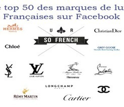 TOP 50 du luxe français sur Facebook | Digital & Mobile Marketing Toolkit | Scoop.it