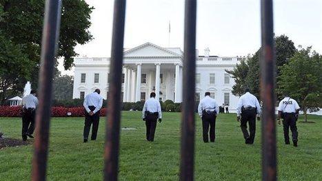 Sécurité renforcée à la Maison-Blanche après deux intrusions préoccupantes | ICI.Radio-Canada.ca | sûreté-sécurité | Scoop.it