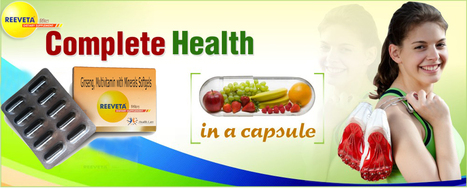 Health Care Product | Daily Vitamin & Health Supplement | Scoop.it