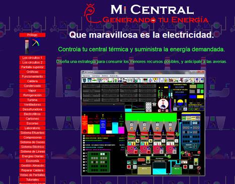 Juegos educativos gratis sobre la energía | tecno4 | Scoop.it