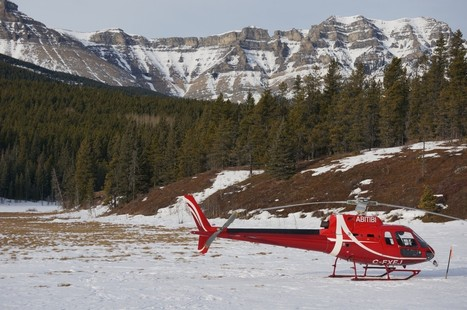Kananaskis Heli Tour & Snowshoeing Adventure Review | theconstantrambler.com | Scoop.it