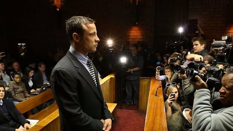 Oscar Pistorius pleads 'not guilty' as murder trial begins in South Africa | Oscar Pistorious Trial | Scoop.it