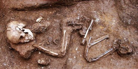 Ancient Bones That Tell a Story of Compassion   Future science technology   Scoop.it