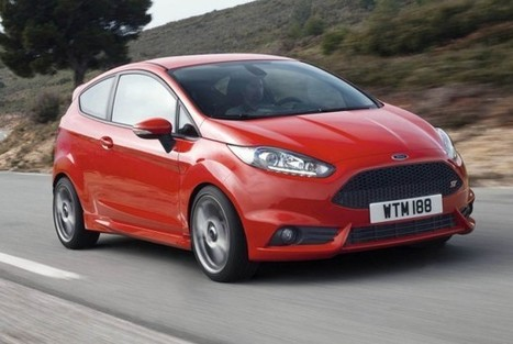Ford Fiesta ST To Be Launched In Australia This September | Automobile & Cars Reviews | Scoop.it