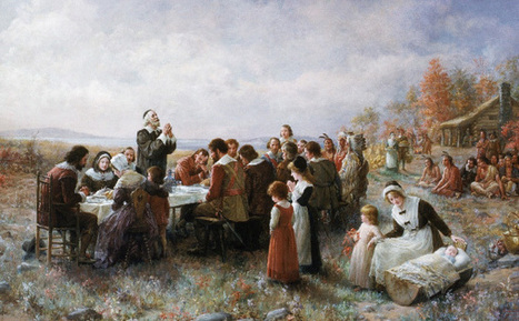 Puritans' Thanksgiving | American Colonies at the beginning of 1600s | Scoop.it