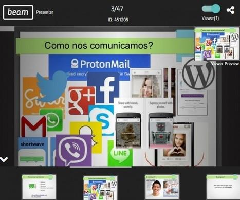 Solución para hacer presentaciones y sincronizar el contenido en los móviles del público | TICs para Docencia y Aprendizaje | Scoop.it
