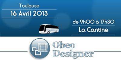 Roadshow Obeo Designer 6.1 le16 avril 2013 dès 9h00 à La Cantine Toulouse   La Cantine Toulouse   Scoop.it