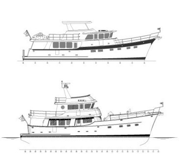 Two new exciting models at Kadey Krogen - Talking Long Range Yachts | Boat Industry & Economics | Scoop.it