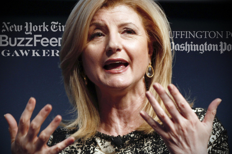 "Arianna Huffington: ""Fetishizing 'social' has become a major distraction"" - Salon 