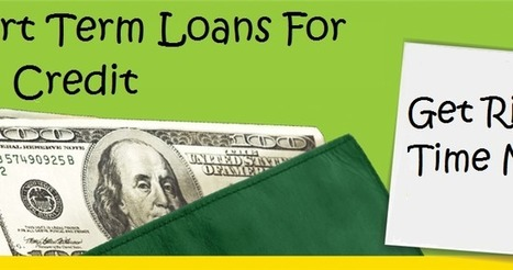 Loans Instant Approval: Short Term Loans For Bad Credit: Loans To Relieve Poor Creditors | Loans Instant Approval | Scoop.it