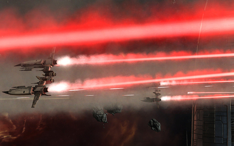 EVE Valkyrie: Hands-on Time With the Latest Demo | Ten Ton Hammer | Oculus rift | Scoop.it