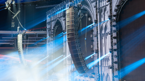 Funktion-One | News | Vero launch for Prolight + Sound Frankfurt 2016 | Technologies | Scoop.it