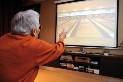 Seniors : tournois de jeux vidéo inter-EHPAD,  tablettes et consoles en usages accompagnés. | Article. Poitou-Charente | Séniors et numériques | Scoop.it