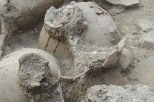 Very Well Aged: Archaeologists Say Ancient Wine Cellar Found - Wall Street Journal | Mesopotamia | Scoop.it