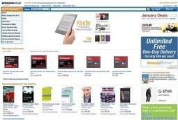 Amazon Pages: comercio electrónico gratis para las empresas ...   Compras Virtuales   Scoop.it