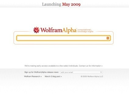 Getting started with Wolfram Alpha | NOLA Ed Tech | Scoop.it