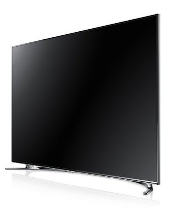 Review Samsung UN55F8000 55-Inch 1080p 240Hz 3D Ultra Slim Smart LED HDTV | New Television Reviews | Scoop.it