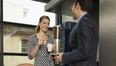 Bureau : 89 % des salariés s'y sentent bien | L'oeil de Lynx RH | Scoop.it
