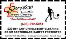 Service Plus Carpet Cleaning & Restoration Services - Madison, WI   Service PLUS Carpet Cleaning, Restoration and Janitorial Inc   Scoop.it