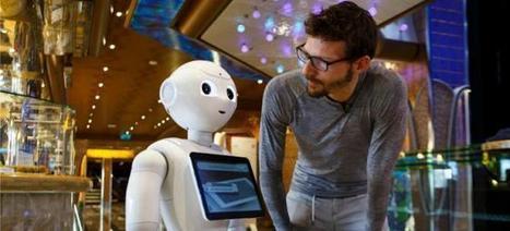 Des robots humanoïdes sur des croisières au départ de Marseille | Une nouvelle civilisation de Robots | Scoop.it