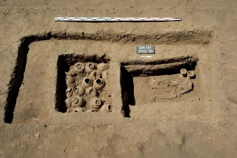 Naqada tombs uncovered in Egypt's Daqahliyah - Ancient Egypt - Heritage - Ahram Online | Egyptology and Archaeology | Scoop.it