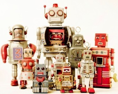 Technology - The robots are coming for your job! Why digital literacy is so important for the jobs of the future | digital divide information | Scoop.it