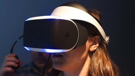 Sony's VR headset is a worthy competitor for the Oculus Rift | Virtual Insanity | Scoop.it
