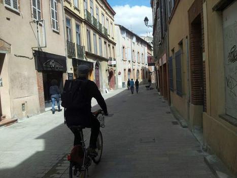 Toulouse [Circulation] En juin, les piétons vont définitivement prendre le pouvoir, rue Pargaminières | Le Toulouse du futur se construit aujourd'hui | Scoop.it