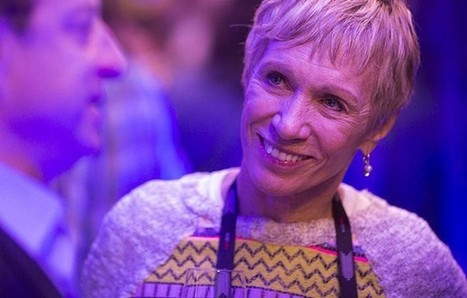 Barbara Corcoran: I Used to Fire 25 Percent of My Sales Team Each Year | Digital-News on Scoop.it today | Scoop.it