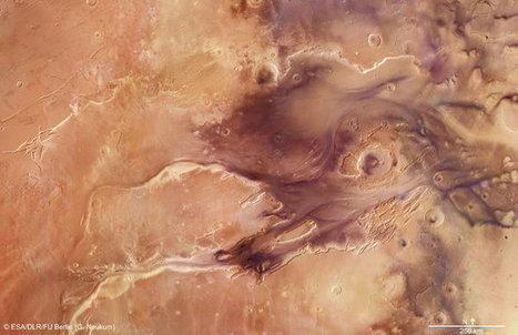 Fly Over the Floodplains of Mars | Astronomy | Scoop.it