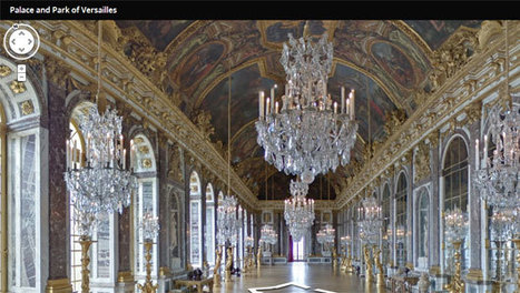 Versailles 3D, Created by Google, Gives You an Impressive Tour of Louis XIV's Famous Palace | Teaching World History | Scoop.it
