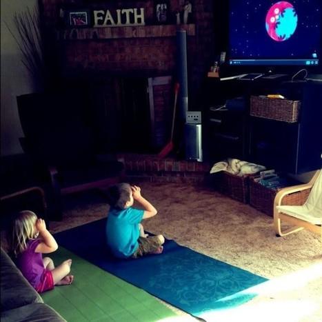 Meeting today's character through the Cosminoculars! | Cosmic Kids Around The World! | Scoop.it