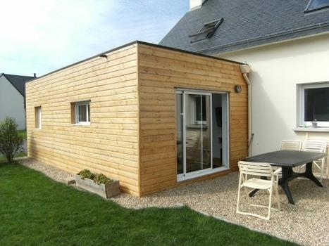 Vous reprendrez bien une petite extension en bois? | Bien comprendre et choisir ses menuiseries | Maisons BBC RT2012 | Scoop.it