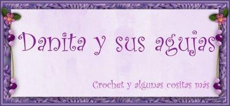 Danita y sus agujas: Pantuflas muy fáciles en crochet!!! con tutorial | Teje-Lola | Scoop.it